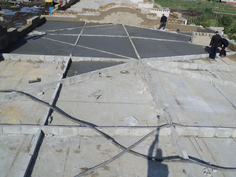 Kherson Construction Foam Concrete Industrial